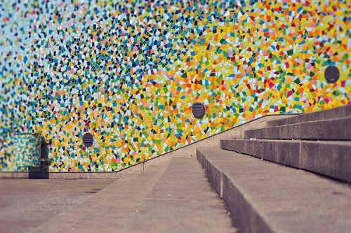 Badkamer Ideeen Mozaiek : Badkamer mozaiek tegels ideeen tegels u e interieur trends