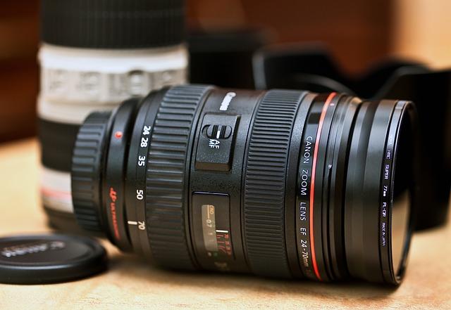 camera objectief